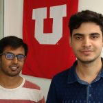New PhD students join the lab!