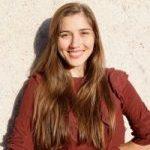 New student Ludivine Sanchez-Arias